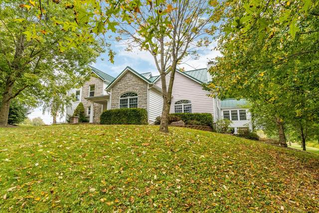 355 S Galena Road, Sunbury, OH 43074 (MLS #220034720) :: The Holden Agency