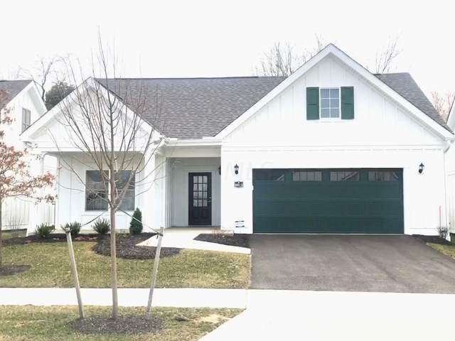 6813 Summersweet Drive, New Albany, OH 43054 (MLS #221003457) :: Ackermann Team