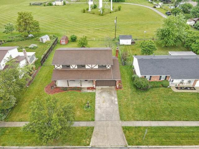 1807 Hickory Hill Drive, Columbus, OH 43228 (MLS #221020291) :: MORE Ohio