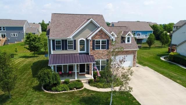 8720 Birch Brook Loop NW, Pickerington, OH 43147 (MLS #221024437) :: Sam Miller Team