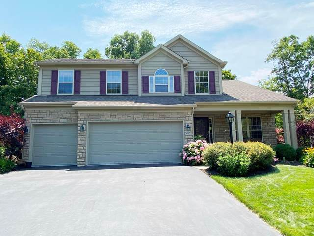 5065 Glenmeir Court, Powell, OH 43065 (MLS #221027214) :: The Raines Group