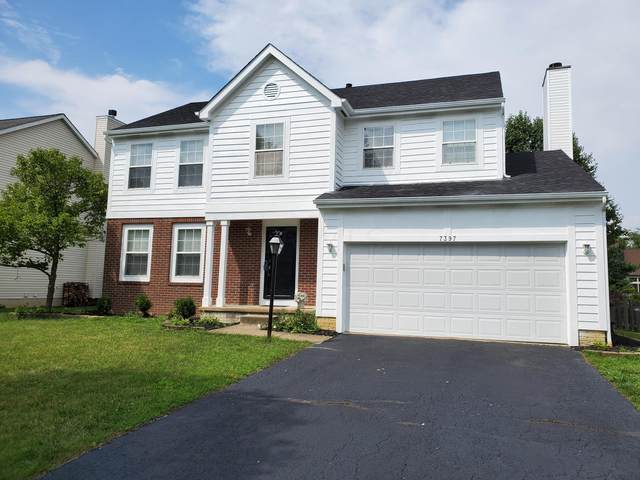 7397 Park Bend Drive, Westerville, OH 43082 (MLS #221029286) :: Greg & Desiree Goodrich | Brokered by Exp