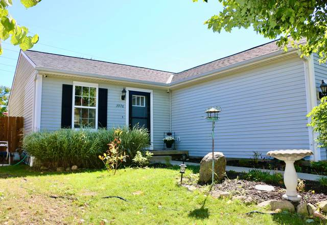 3976 Eastrise Drive, Groveport, OH 43125 (MLS #221037269) :: The Tobias Real Estate Group