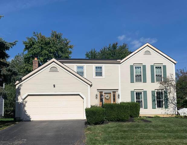 800 Pine Post Lane, Westerville, OH 43081 (MLS #221039292) :: Signature Real Estate