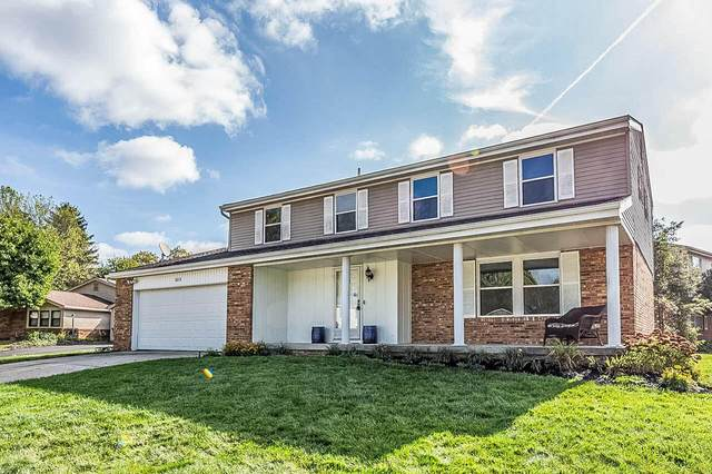 3113 Baffin Court, Dublin, OH 43017 (MLS #221040247) :: Sandy with Perfect Home Ohio