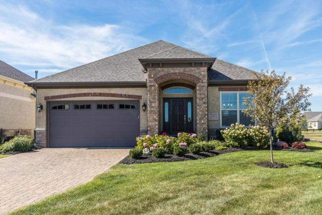 7031 Ellison Drive, Westerville, OH 43082 (MLS #217036336) :: The Mike Laemmle Team Realty