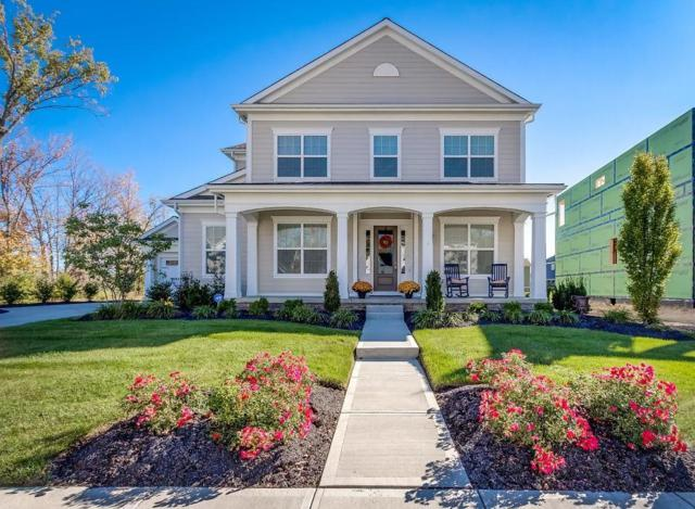 10742 Arrowwood Drive, Plain City, OH 43064 (MLS #217037027) :: Berkshire Hathaway Home Services Crager Tobin Real Estate