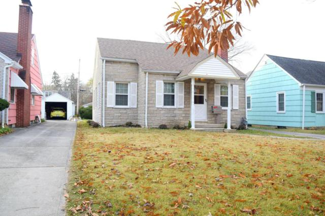 63 E Jeffrey Place, Columbus, OH 43214 (MLS #217041621) :: Marsh Home Group