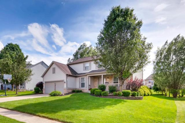 8225 Woodstream Drive NW, Canal Winchester, OH 43110 (MLS #218019061) :: Exp Realty