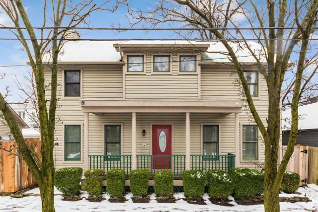 451 Jackson Street, Columbus, OH 43206 (MLS #218040017) :: Shannon Grimm & Partners