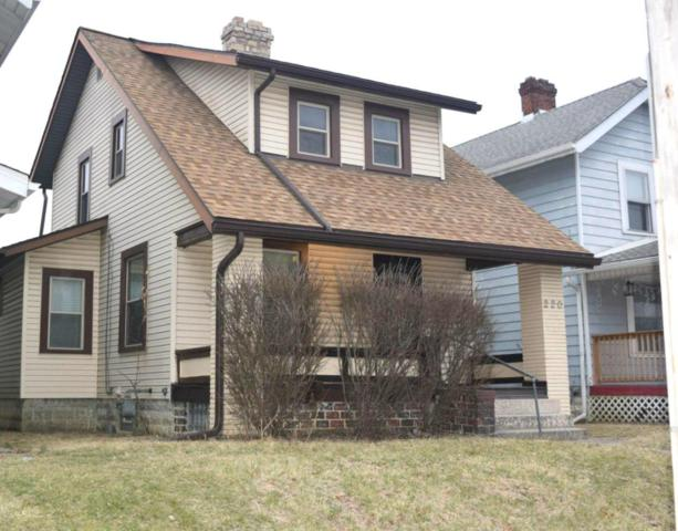 220 E Welch Avenue, Columbus, OH 43207 (MLS #219004628) :: CARLETON REALTY