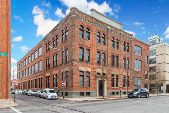570 S Front Street #309, Columbus, OH 43215 (MLS #219007551) :: Shannon Grimm & Partners