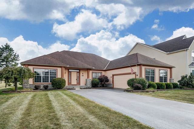 7122 Rosemount Way, Canal Winchester, OH 43110 (MLS #219022865) :: Brenner Property Group | Keller Williams Capital Partners
