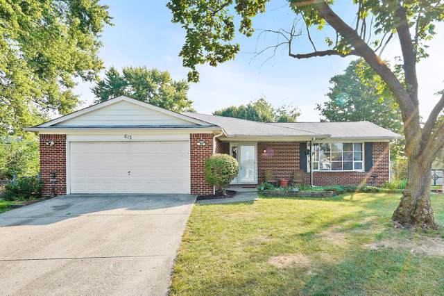 613 Havelock Court, Columbus, OH 43230 (MLS #219030298) :: CARLETON REALTY