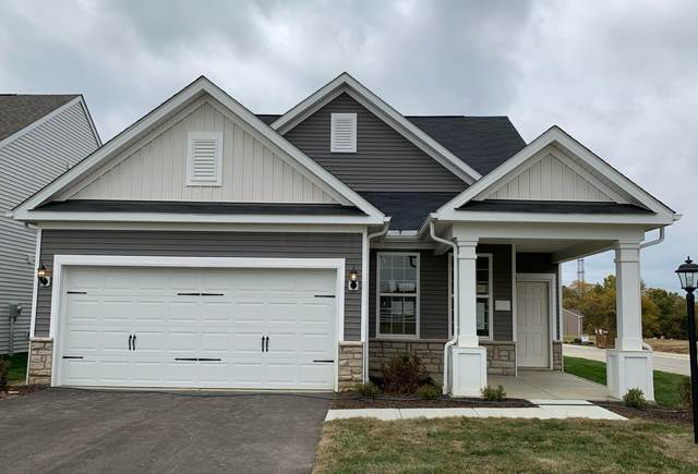 6067 Limewood Drive, Westerville, OH 43081 (MLS #220009332) :: Berkshire Hathaway HomeServices Crager Tobin Real Estate