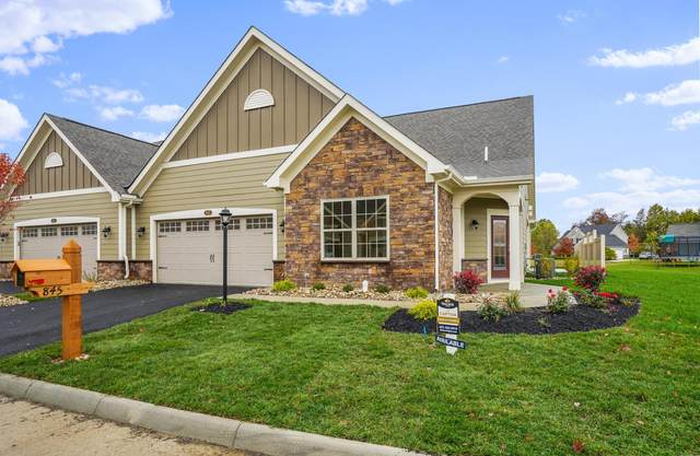 845 Summerlin Lane, Marysville, OH 43040 (MLS #220017327) :: The Raines Group