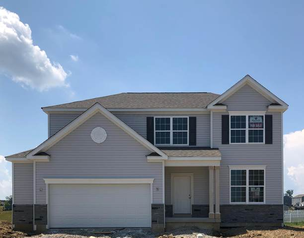 560 Weaver Ridge Drive, Marysville, OH 43040 (MLS #220018330) :: The Jeff and Neal Team | Nth Degree Realty