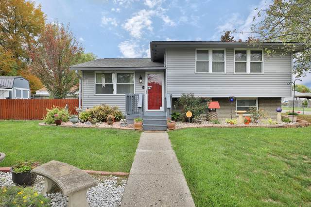 1802 Brookfield Road, Columbus, OH 43229 (MLS #220031395) :: The Jeff and Neal Team | Nth Degree Realty