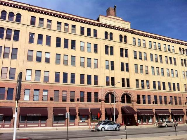 150 E Main Street #406, Columbus, OH 43215 (MLS #221010858) :: The Raines Group