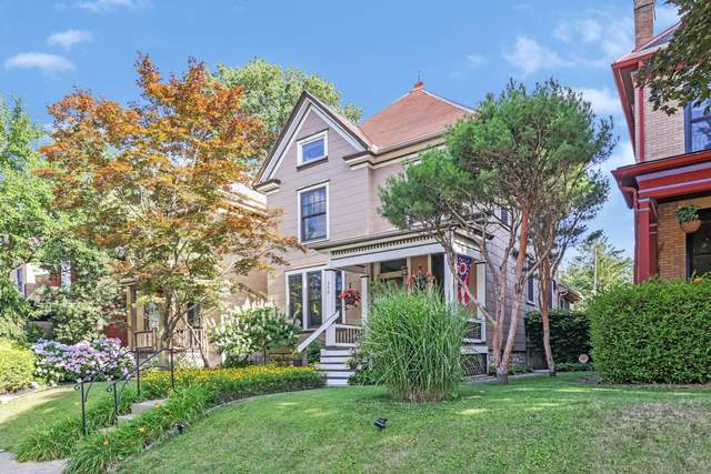 355 King Avenue, Columbus, OH 43201 (MLS #221021832) :: Berkshire Hathaway HomeServices Crager Tobin Real Estate