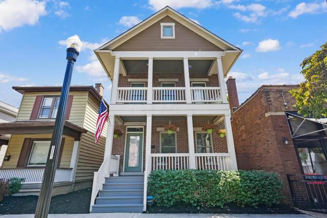 325 W 3rd Avenue, Columbus, OH 43201 (MLS #221032536) :: Exp Realty
