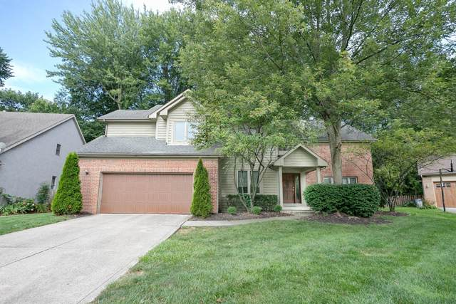 599 Kingfisher Drive, Westerville, OH 43082 (MLS #221033450) :: Millennium Group
