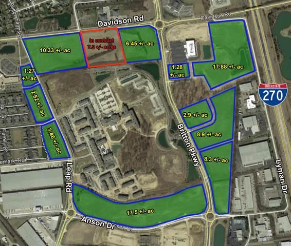 4253 Davidson Road, Hilliard, OH 43026 (MLS #215006821) :: CARLETON REALTY