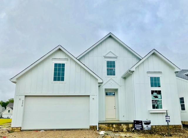 5570 Foreland Lane, Dublin, OH 43016 (MLS #218013481) :: Berkshire Hathaway HomeServices Crager Tobin Real Estate