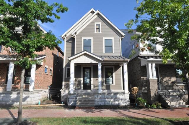 934 W First Avenue Lot 69, Grandview, OH 43212 (MLS #219021393) :: Huston Home Team