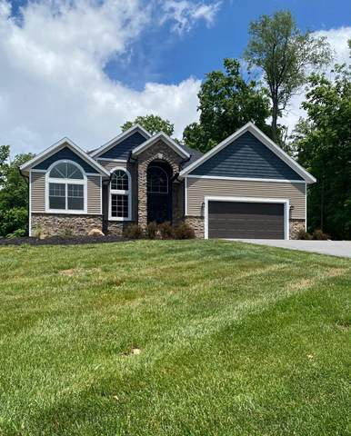 946 Timber Trail Drive, Urbana, OH 43078 (MLS #220010356) :: The Willcut Group