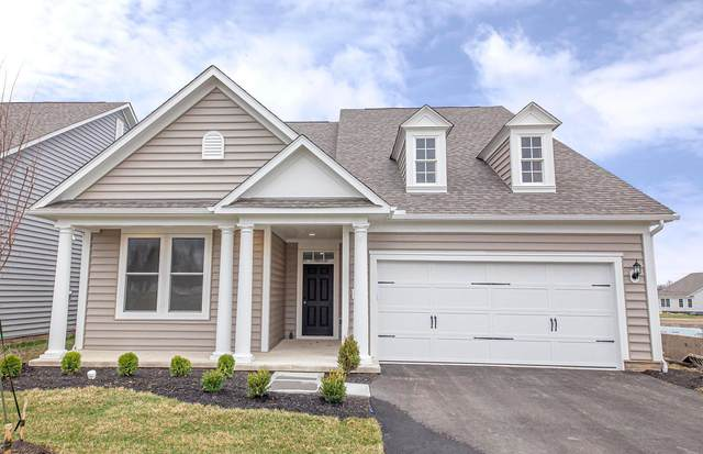 6219 Callaway Square W Lot 28, New Albany, OH 43054 (MLS #220017183) :: Bella Realty Group