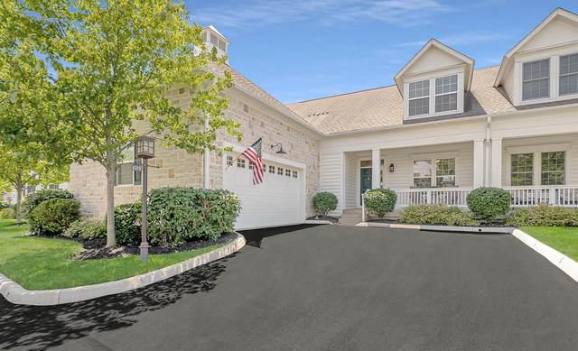 4109 Delancy Park Drive, Dublin, OH 43016 (MLS #221019837) :: Jamie Maze Real Estate Group