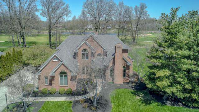 5727 Medallion Drive E, Westerville, OH 43082 (MLS #218014391) :: The Raines Group