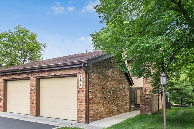 2422 Sherwood Villa #1, Upper Arlington, OH 43221 (MLS #220019744) :: RE/MAX ONE