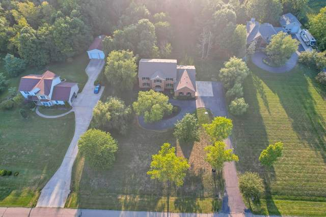 1467 Pheasant Run Drive NW, Canal Winchester, OH 43110 (MLS #221032538) :: Millennium Group