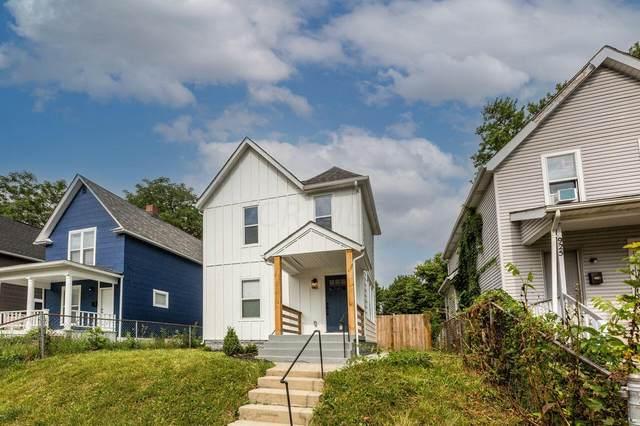 931 Ellsworth Avenue, Columbus, OH 43206 (MLS #221026437) :: Signature Real Estate