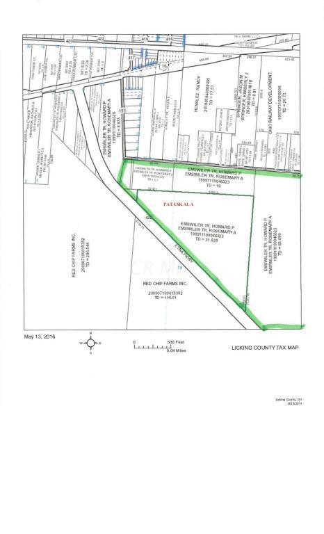11591 Mill Street Avenue, Pataskala, OH 43062 (MLS #216016433) :: CARLETON REALTY