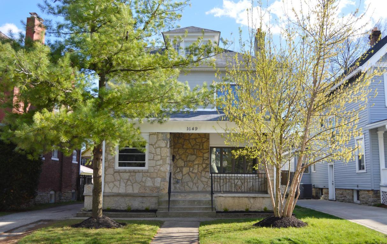 1649 Franklin Avenue, Columbus, OH 43205 (MLS #217010732) :: Core Ohio Realty Advisors