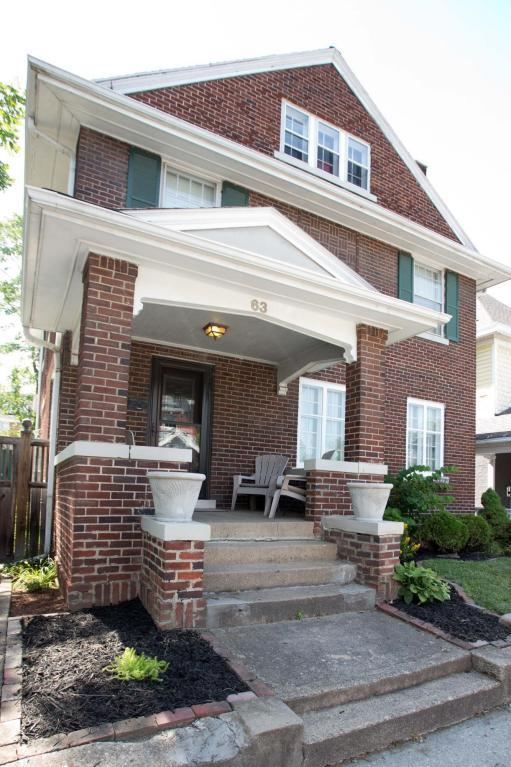 63 Hoffman Avenue, Columbus, OH 43205 (MLS #217021607) :: Core Ohio Realty Advisors