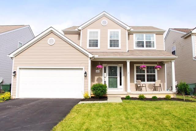 646 Riddler Ridge Drive, Blacklick, OH 43004 (MLS #217022808) :: The Columbus Home Team