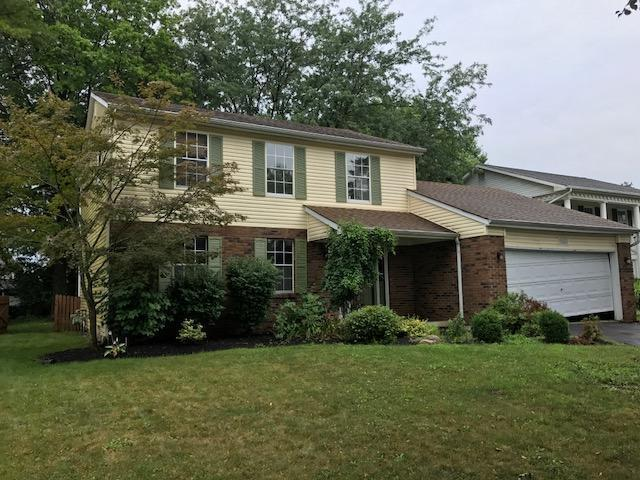 7584 Sharrington Drive, Columbus, OH 43235 (MLS #217025284) :: Casey & Associates Real Estate