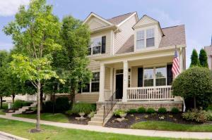 4216 Hobbs Landing Drive W #49, Dublin, OH 43017 (MLS #217026669) :: Berkshire Hathaway Home Services Crager Tobin Real Estate