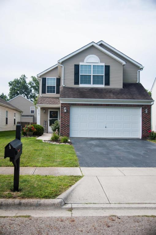5761 Annmary Road, Hilliard, OH 43026 (MLS #217029927) :: The Columbus Home Team