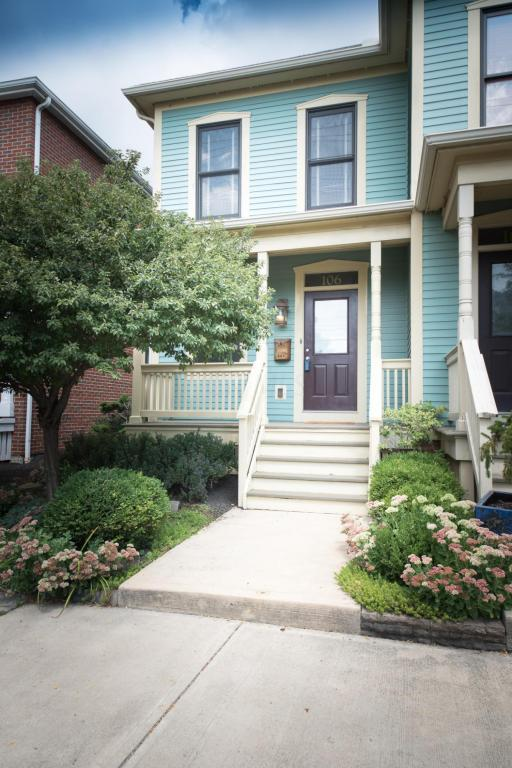 106 E 2nd Avenue, Columbus, OH 43201 (MLS #217030611) :: Cutler Real Estate