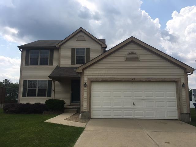 425 Kestrel Drive, Blacklick, OH 43004 (MLS #217030743) :: Kim Kovacs and Partners