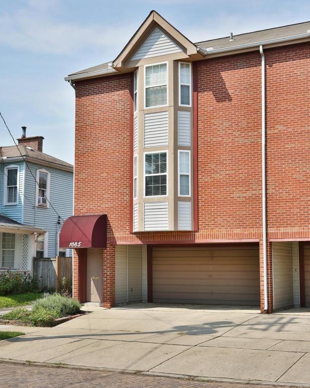 1085 Harrison Avenue, Columbus, OH 43201 (MLS #217031022) :: Marsh Realty Group, LLC