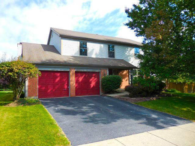 3748 Stonesthrow Lane, Hilliard, OH 43026 (MLS #217034172) :: Berkshire Hathaway Home Services Crager Tobin Real Estate