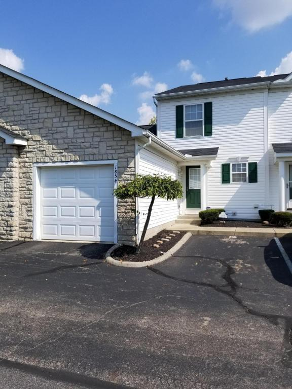 1854 Bashan Drive 76B, Columbus, OH 43228 (MLS #217035115) :: The Mike Laemmle Team Realty