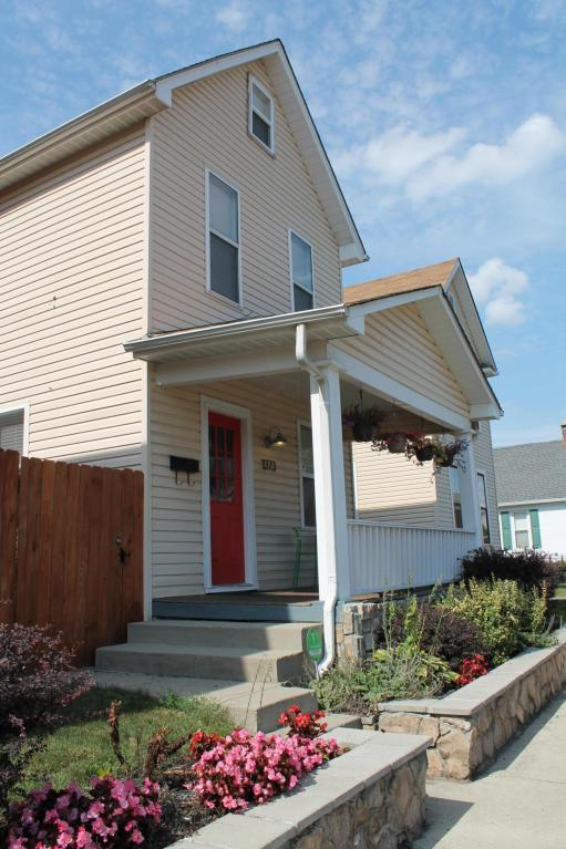 1373 S 4th Street, Columbus, OH 43207 (MLS #217035389) :: CARLETON REALTY