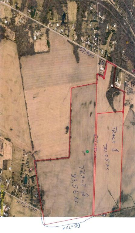 0 Stahl & Denton Road, Orient, OH 43146 (MLS #217035454) :: The Mike Laemmle Team Realty